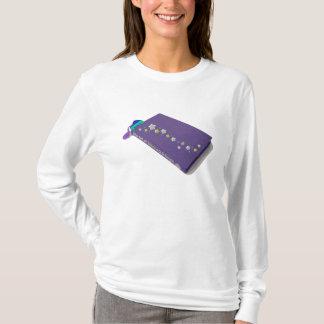 Cute Sleeping Book T-Shirt