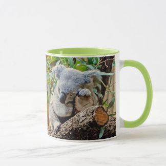 Cute Sleeping Koala Bear Mug