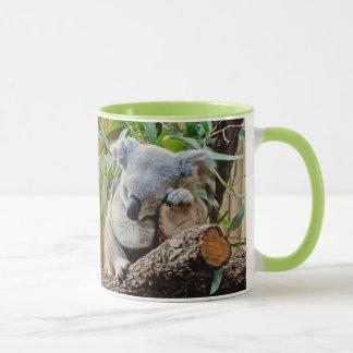 Cute Sleeping Koala Bear Mug