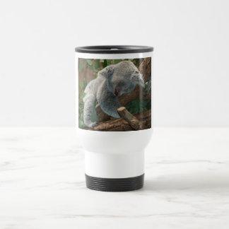 Cute Sleeping Koala Bear Travel Mug