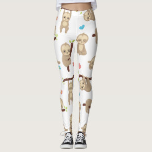 df7137c698f4e4 Women's Silly Leggings | Zazzle