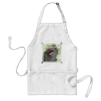 Cute Sloth Aprons