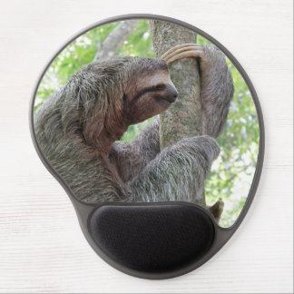 Cute Sloth Gel Mousepad