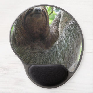 Cute Sloth Gel Mouse Pads