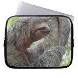 Cute Sloth Laptop Computer Sleeve