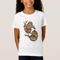 Cute Sloth T-Shirt