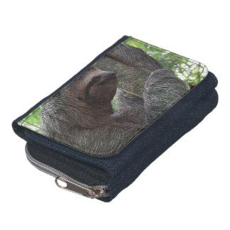 Cute Sloth Wallet