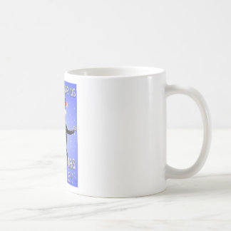 cute sloth wants a christmas cuddle coffee mug