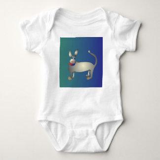 Cute Small Puppydog>Toddlers Bodysuit