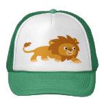 Cute Smart Cartoon Lion Hat