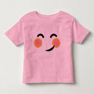Cute Smiley emoji Toddler T-shirt