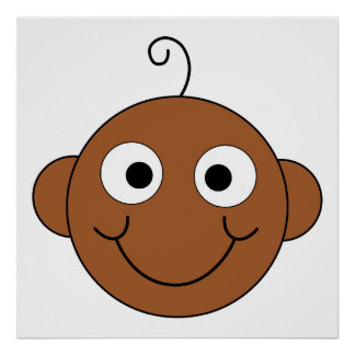 Cute Smiling Baby. Posters