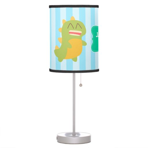 Model Race Car For Kids Rooms Table Lamps  Zazzle