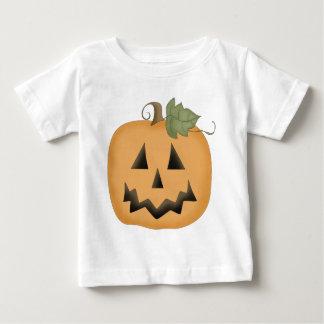 Cute Smiling Jack O'lantern Baby T-Shirt