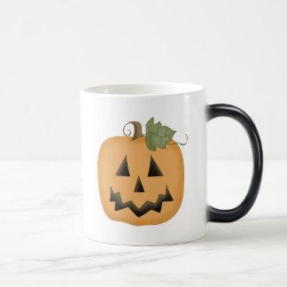 Cute Smiling Jack O'lantern Coffee Mug