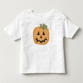 Cute Smiling Jack O'lantern Toddler T-shirt