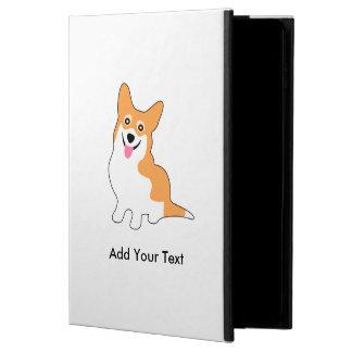 Cute Smiling Pembroke Welsh Corgi Dog Powis iPad Air 2 Case