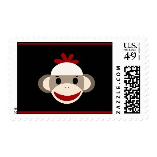 ... Sock Monkey Face Template , Sock Monkey Clip Art , Sock Monkey Face