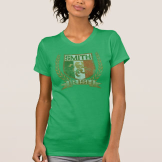 Cute Smith Family Irish Crest T-Shirt