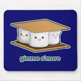 Cute S'more Mouse Pad