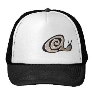 Cute Snail; Cool Trucker Hat