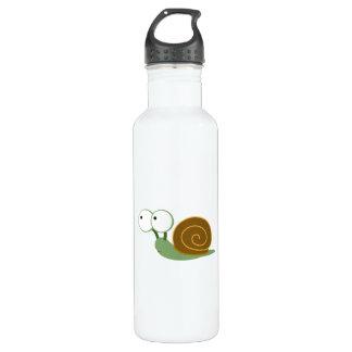 Cute Snail` Water Bottle