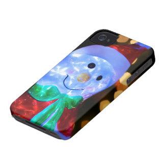 Cute Snowman iPhone 4/4S Case-Mate Case Case-Mate iPhone 4 Cases