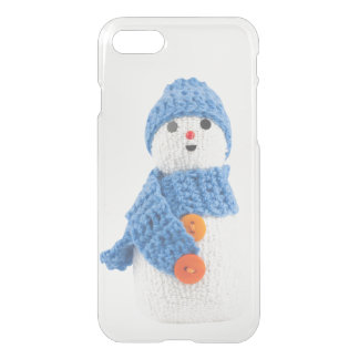 Cute Snowman iPhone 7 Case