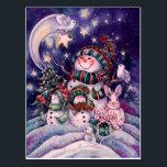 "cute  Snowman Postcard<br><div class=""desc"">cute  Snowman</div>"