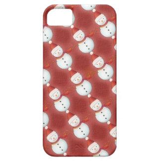Cute Snowmen iPhone 5 Cover