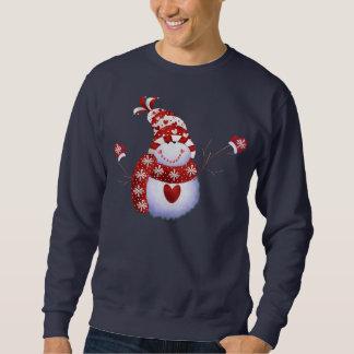 Cute Snowmen Sweatshirt