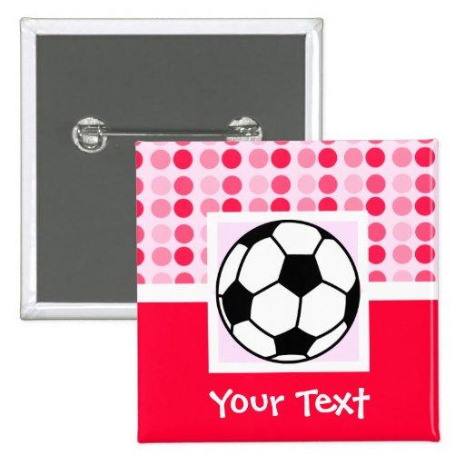 Cute Soccer Ball Pins