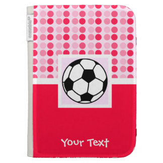 Cute Soccer Ball Cases For Kindle