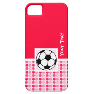 Cute Soccer Ball iPhone 5 Cases