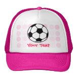 Cute Soccer Ball Hat