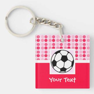 Cute Soccer Ball Key Chains
