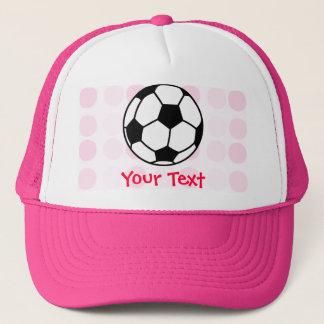 Cute Soccer Ball Trucker Hat
