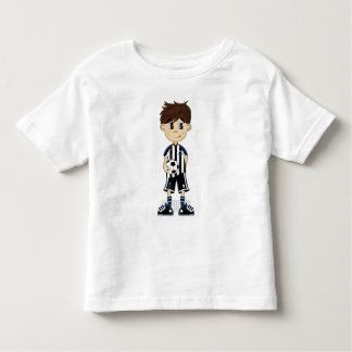 Cute Soccer Boy Tee
