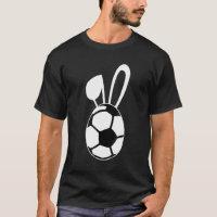 Cute Soccer Egg Shirt - Soccer Easter Egg Gift