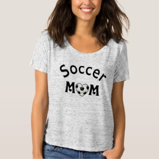 Soccer Mom T Shirts