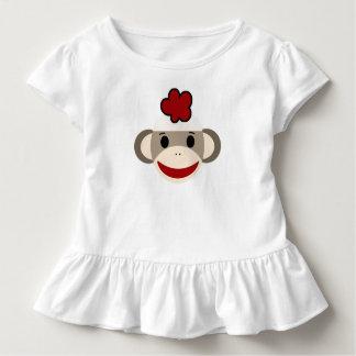 Cute Sock Monkey T-Shirt