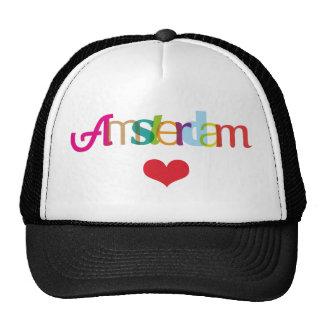 Cute souvenir hat from Amsterdam