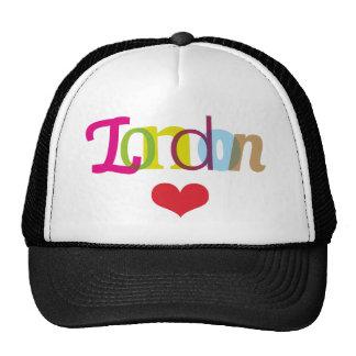 Cute souvenir hat from London