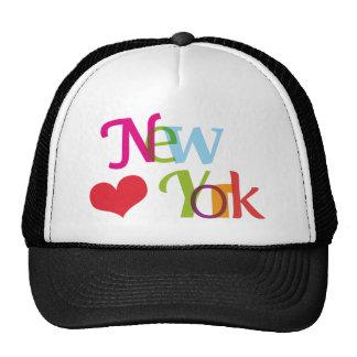 Cute souvenir hat from New York