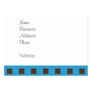 Cute Space Ship Rocket Outer Space Red Blue Business Card Templates
