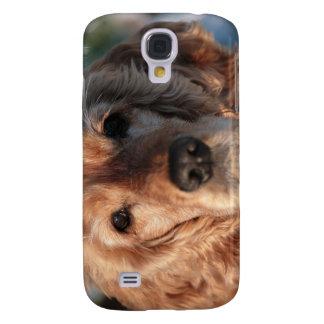 Cute Spaniel iPhone 3G Case Galaxy S4 Covers
