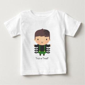 Cute Spider Boy, Baby Halloween Baby T-Shirt
