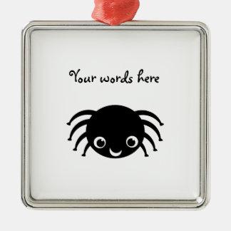 Cute spider ornament