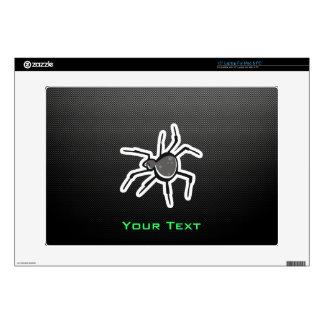 """Cute Spider; Sleek 15"""" Laptop Skins"""