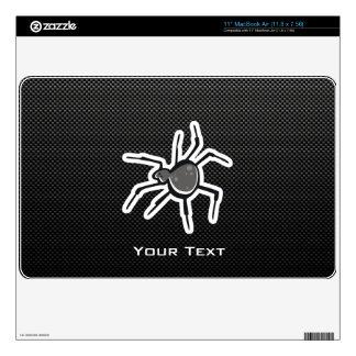 Cute Spider; Sleek Skins For MacBook